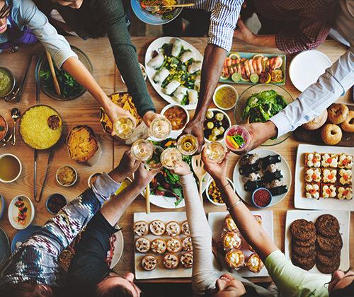 הכי חשוב אוכל...