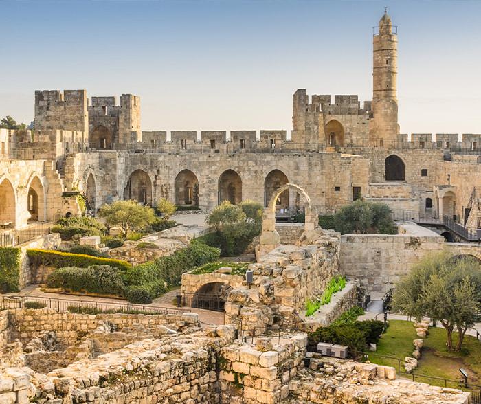 מגדל דוד »